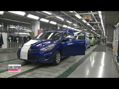 Hyundai and Kia post record sales in H1  현대·기아차 상반기 세계판매 역대 최대기록