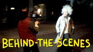 """""""Great Scott"""" - Back To The Future As A Broadway Musical (Homemade Behind The Scenes)"""