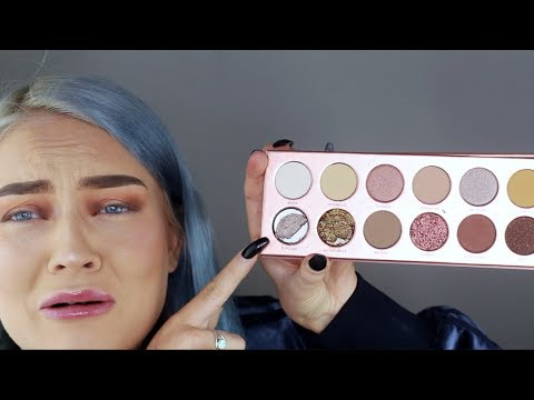 LAURA LEE L.A. NUDIE PATOOTIE Palette - REVIEW & TUTORIAL