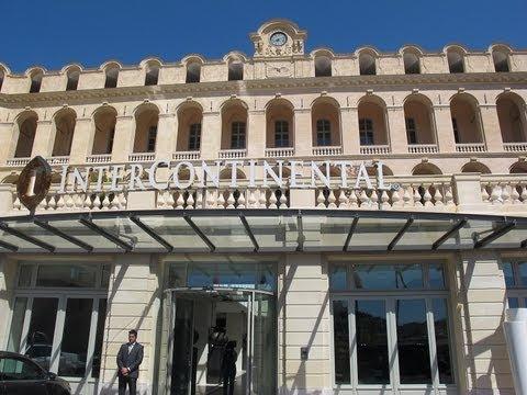TourMaG.com – L'Intercontinental, Hotel Dieu, nouveau 5 étoiles à Marseille