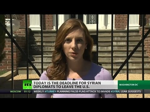 Mission Unaccomplished: Syrian Embassy Shutters its Doors in DC