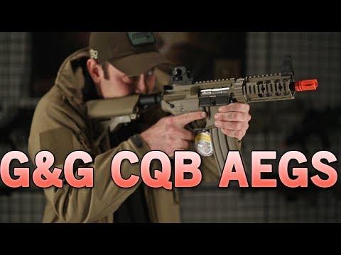 Great Guns for CQB Airsoft Edition - Starter guns from G&G | Airsoft GI