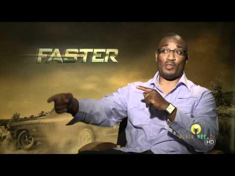 FASTER Interview W/ Director George Tillman Jr.  [Pt. 2]
