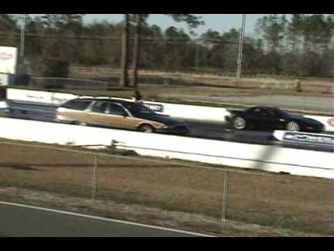 94 Buick Roadmaster Wagon Drag