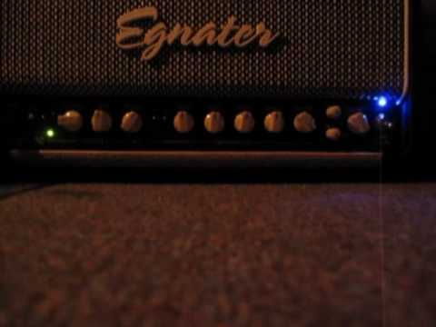 Egnater Rebel 30 Tube Layout Egnater Rebel 30 Head Test