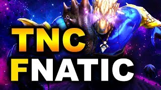 FNATIC vs TNC.PREDATOR - SEA GRAND FINAL - THE INTERNATIONAL 2018 DOTA 2