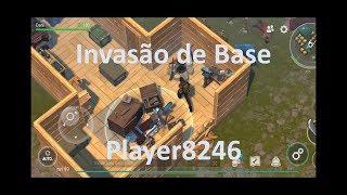 Invasão Player8246 - Last Day on Earth - Base raid player 8246 - LDOE - Joinha Games Br