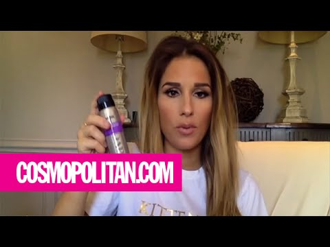 Jessie James Decker Girls' Night Out Hair Tutorial | Celebs | Cosmopolitan