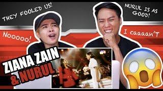 Ziana Zain & Nurul - Kerana Terluka & Madah Berhelah - Musik76