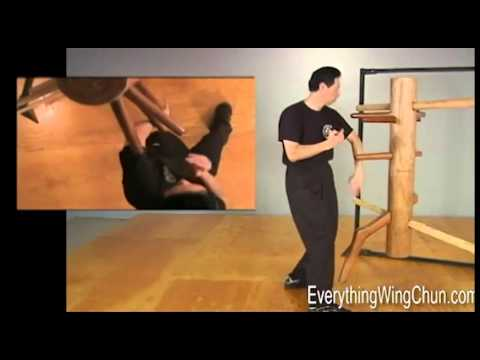 Preview - Samuel Kwok - Wing Chun Vol 5 - WOODEN DUMMY