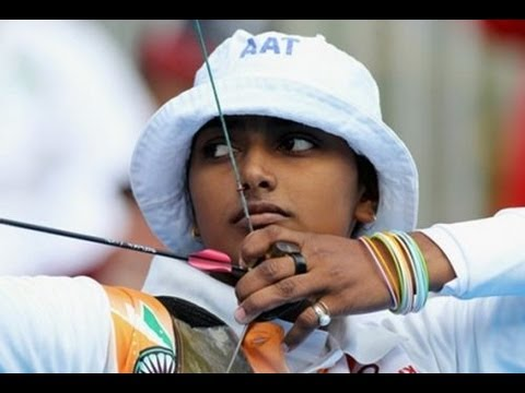 Deepika Kumari clinches silver at Archery World Cup - NewsX