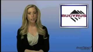 News Update: Bucyrus International (NASDAQ:BUCY) Sinks on Downgrade ar Broadpoint AmTech
