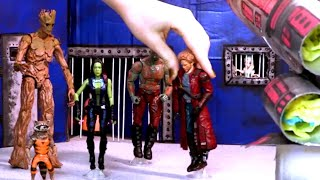 Guardians Of The Galaxy Vol 2 🌌 Episode 4: Weapon Of Doom | Toy Play Set | Toy Store- Toys For Kids