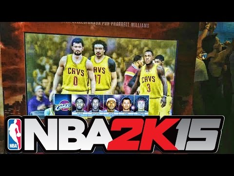NBA 2K14 - Official Leaked Cleveland Cavaliers vs Los Angeles Lakers Exclusive and Gameplay