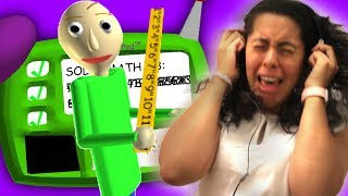 IT'S NOT A MATH GAME! NOT A MATH GAME!! (Baldi's Basics | Mystery Gaming)