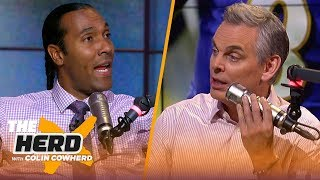 Brady & Belichick have to take blame for Patriots' struggles, talks Browns — T.J. | NFL | THE HERD