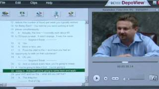 DepoTexas - Court Reporting - How To Use Video Editing Tools 4