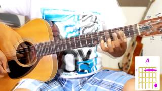 Como tocar Bonito de Jarabe de Palo en guitarra TUTORIAL
