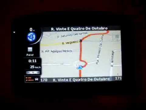 Como traçar uma rota em seu GPS Siga-me?