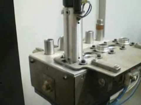 Soudage robotique - chargeur de goujons