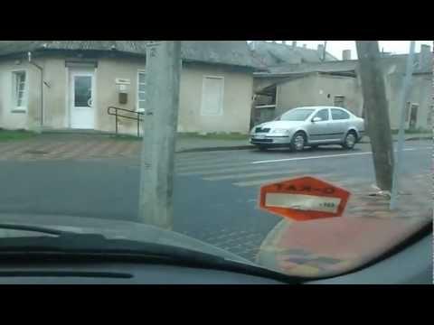 Результат скрещивания дураков и дорог. Литовский вариант.