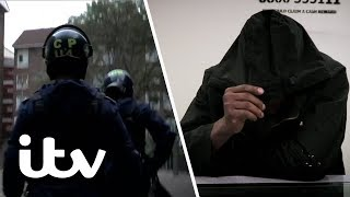 Executing A Police Raid On A Fraud Gang | Fraud: How They Steal Your Bank Account | ITV