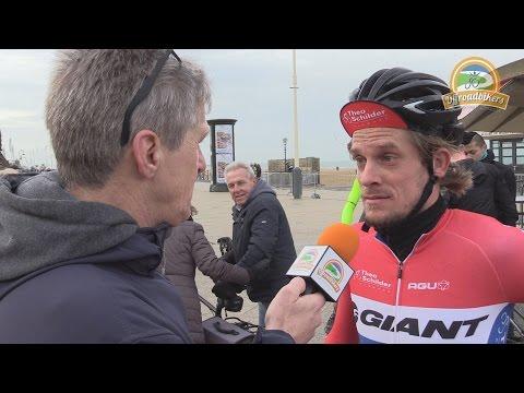 Thijs Zonneveld over zijn race tijdens het EK Beachrace 2016