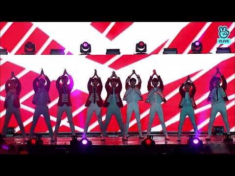SEVENTEEN- Seoul Music Awards (2018) Performances