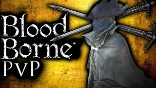 Bloodborne creating epic pvp builds weapons levels amp best farming