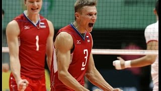 The best volleyball setter in the EG: Dimitry Kovalev