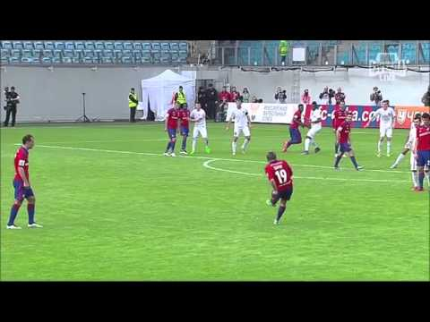 ЦСКА - Мордовия 7:1 Обзор Матча 09.04.2016 | РФПЛ 2015/16 23 тур