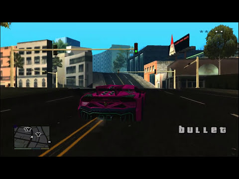 HUD de GTA V para GTA SA Ultima Version!