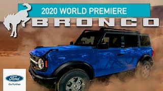 2021 Ford Bronco: FULLY REVEALED (Everything You Need To Know)