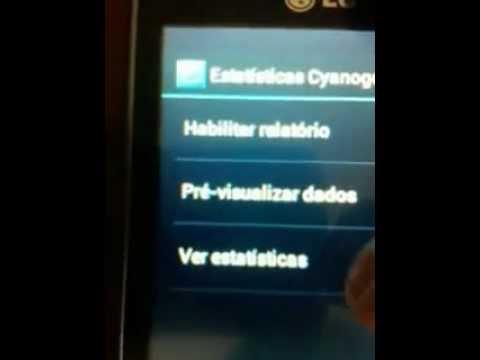 cyanogenmod 9 lg optimus l3