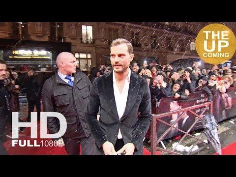 Fifty Shades Freed premiere arrivals & red carpet: Dakota Johnson, Jamie Dornan, Liam Payne Rita Ora