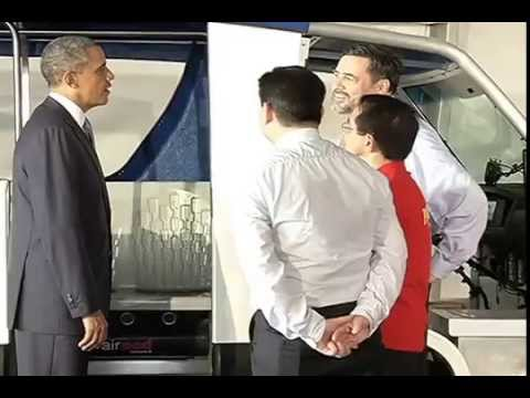 Launching of COMET Electric Jeepney by U.S. President Barack Obama 29/4/2014