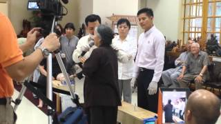 Thay Vo Hoang Yen in Vien Thong Tu,Houston