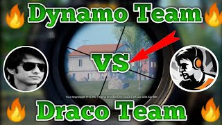 Dynamo Team Vs Draco gamer Team❗️Alpha Clasher Unbelievable Patt Se Head-shot 🔥 Gunhawk Gamer