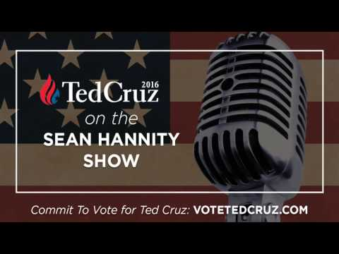 Ted Cruz on the Sean Hannity Show - February 3, 2016