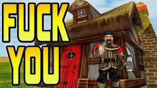 Warcraft 3 - FUCK YOU