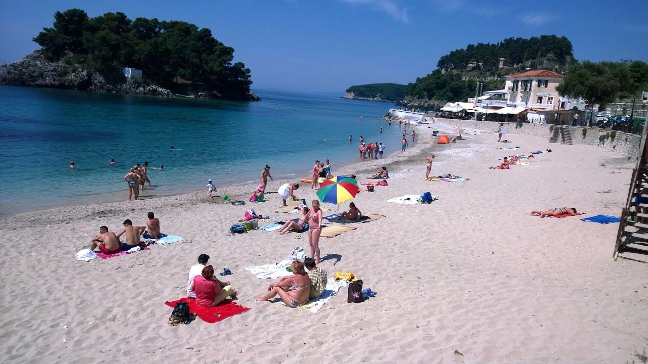 Best Beaches In Parga