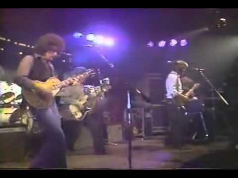 TOTO - GEORGY PORGY - LIVE (1979)