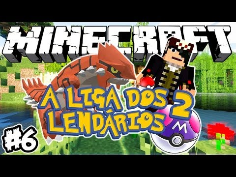 Pokemon Semi-lendario! - Liga Dos Lendários: Minecraft #6 video