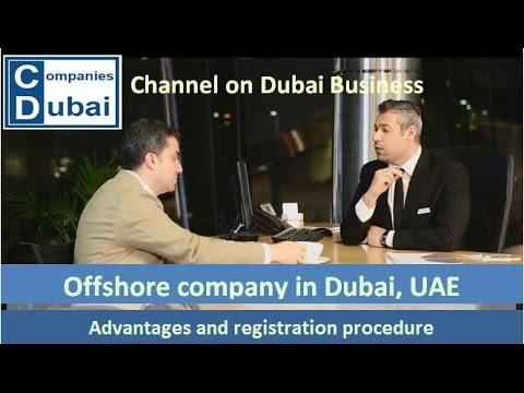 Offshore company Dubai UAE
