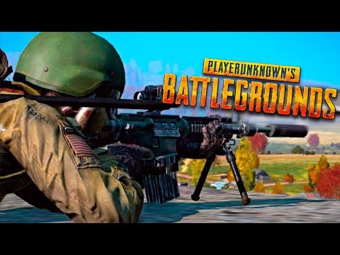 ЧЕЛЛЕНДЖ  ДВА КОНЦА  - В СОЛО ИЗ ПУЛЕМЕТА УБИЛ СКВАД - PLAYERUNKNOWNS BATTLEGROUNDS