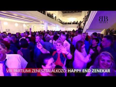 HAPPY END ZENEKAR - CIGÁNYNÓTÁK (BUBAMARA, HEJJ CIGÁNYOK, CSEPEREG AZ ESŐ)