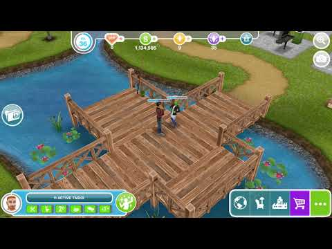 The Sims™ FreePlay APK Cover