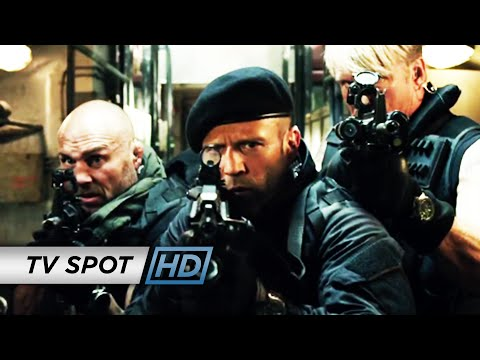 "The Expendables 3 (2014) - ""Explosive Summer"" Official TV Spot"