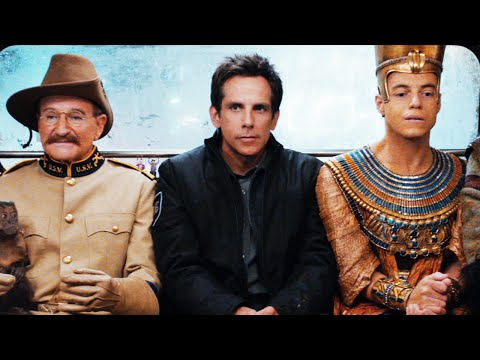 Night at the Museum 3: Secret of the Tomb Trailer 2014 Movie - Official [HD]