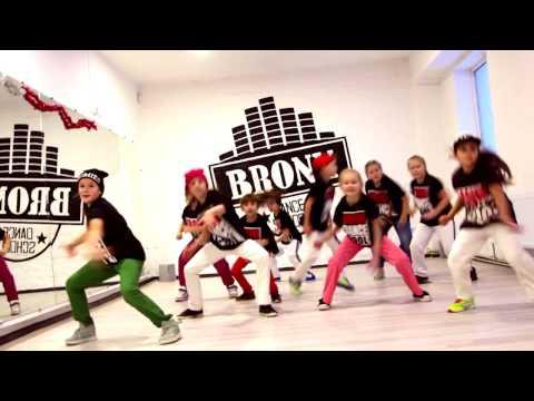 Hip-Hop Kids by BRONX D.S.